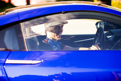 Pierre Gasly, Toro Rosso in a Honda NSX
