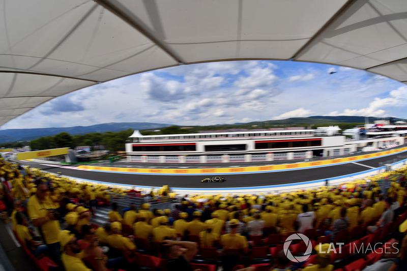 P9: Nico Hulkenberg, Renault Sport F1 Team R.S. 18