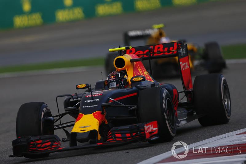 10) Daniil Kvyat, 2016 Chinese Grand Prix