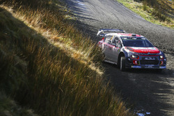 Халид Аль-Кассими и Крис Паттерсон, Citroën C3 WRC, Citroën World Rally Team