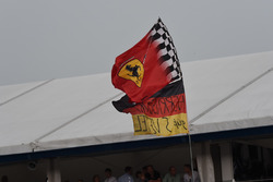 Флаг Ferrari