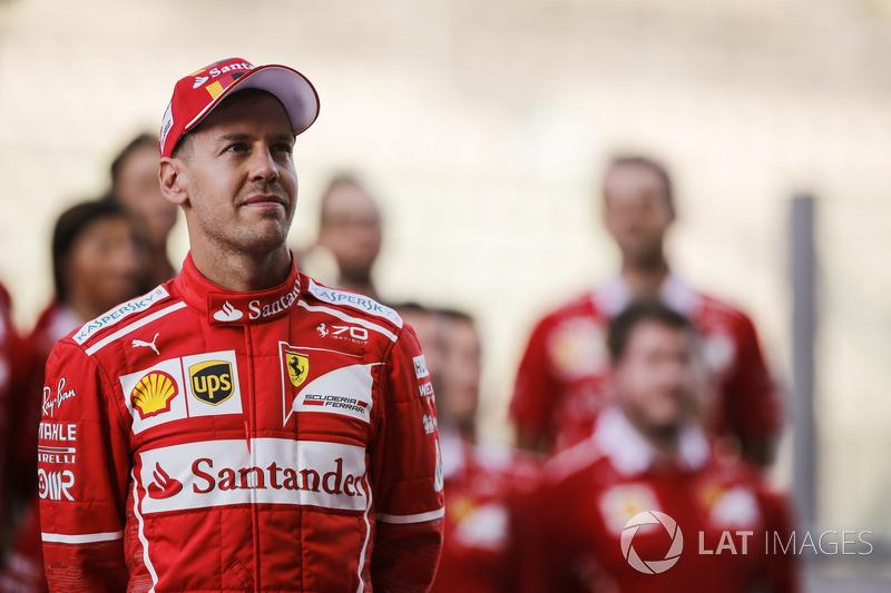 3.  Себастьян Феттель, Ferrari – 141.  (+2 позиции по сравнению с прошлым годом)