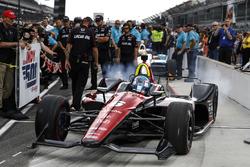 Robert Wickens, Schmidt Peterson Motorsports Honda/i