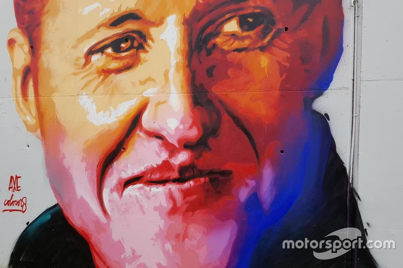 Michael Schumacher portesi