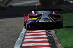 #51 AF Corse Ferrari 488 GTE: James Calado, Alessandro Pier Guidi,