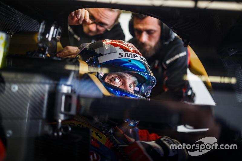Российские гонщики: Виталий Петров