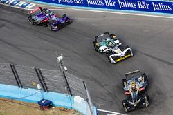 Jean-Eric Vergne, Techeetah, Lucas di Grassi, Audi Sport ABT Schaeffler e Sam Bird, DS Virgin Racing