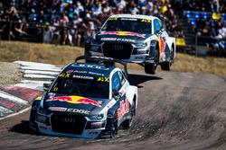Andreas Bakkerud, EKS Audi Sport, Mattias Ekström, EKS Audi Sport