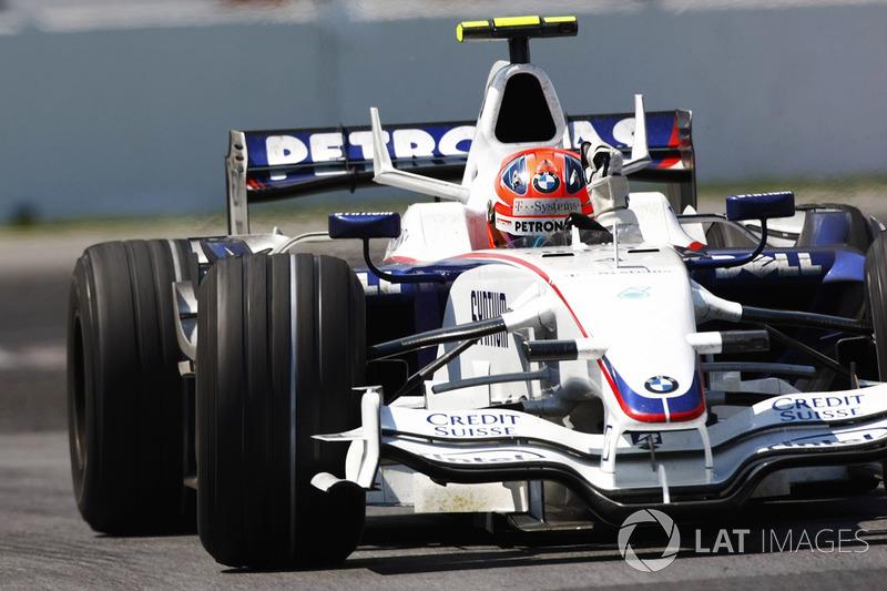 Кубица довел гонку до победы – первой в своей карьере