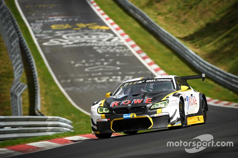 #99 Rowe Racing - Martin Tomczyk (BMW M6 GT3)