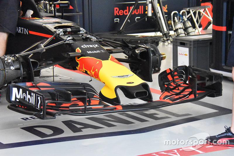 Red Bull RB14, technikai részlet