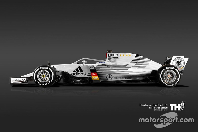 F1 Team Alemania
