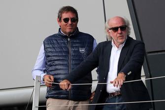 Gérard Neveu et David Richards