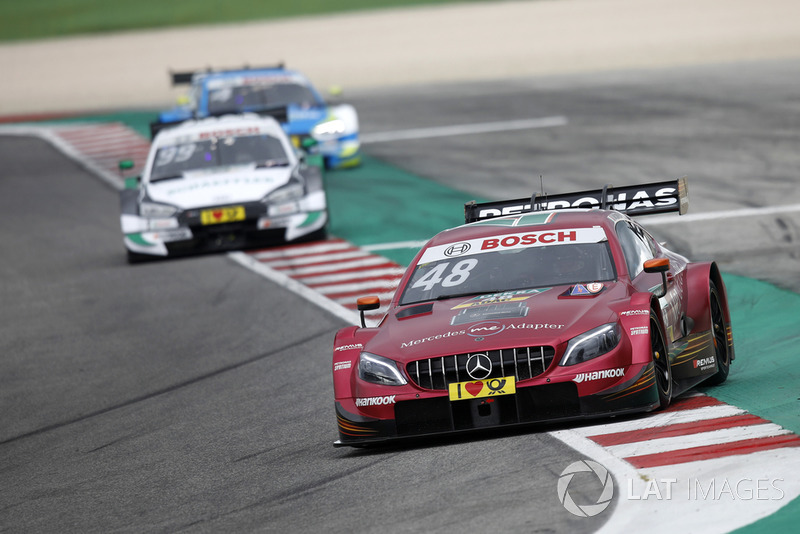 15. Edoardo Mortara, Mercedes-AMG Team HWA, Mercedes-AMG C63 DTM