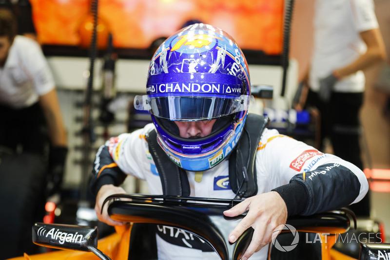 7º Fernando Alonso: 88 grandes premios