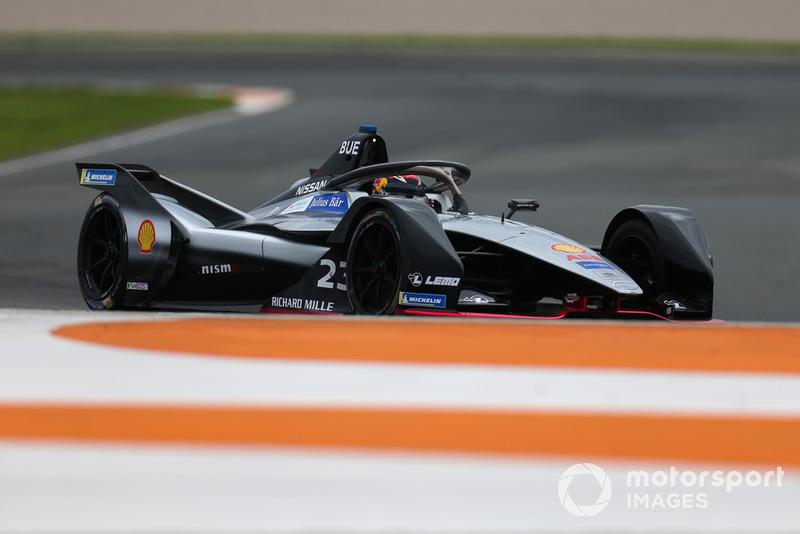 Sebastien Buemi, Nissan Edam, Nissan Imo 1