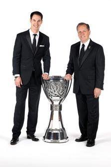 NASCAR Cup-Champion 2018: Joey Logano, Team Penske, mit Crewchief Todd Gordon