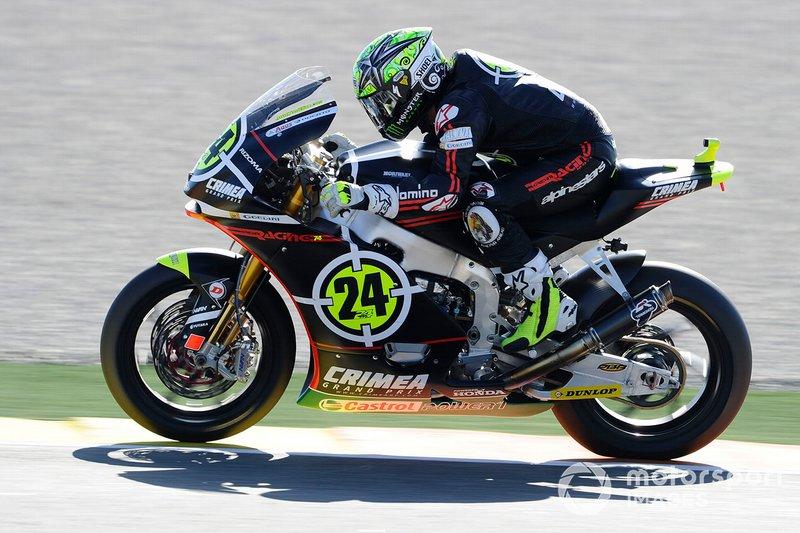 Campeón de Moto2 2010