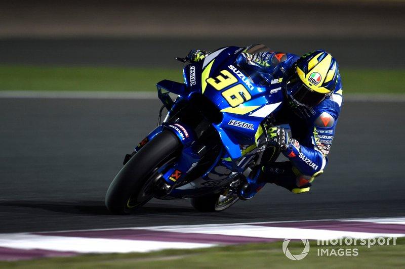 36 - Joan Mir, Team Suzuki MotoGP