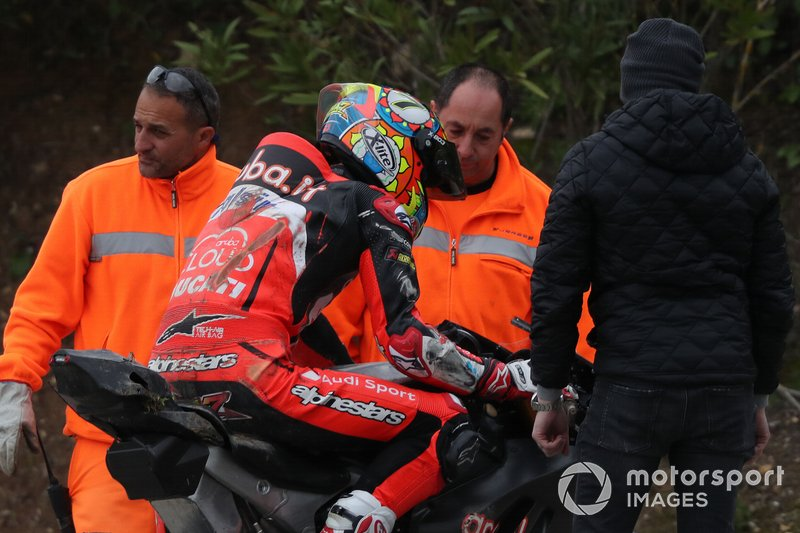 #7 Ducati Aruba.IT: Chaz Davies