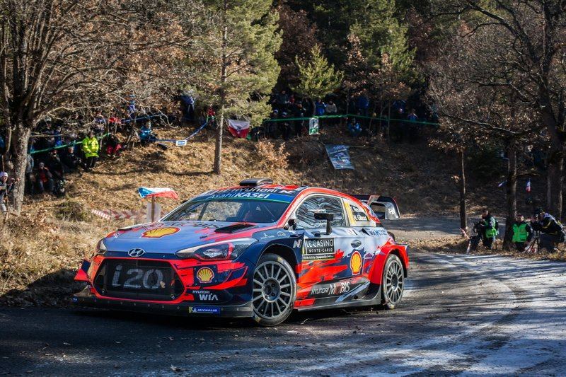 Тьєррі Ньовілль, Ніколя Жільсуль, Hyundai Motorsport Hyundai i20 Coupe WRC