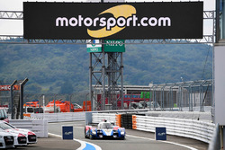 BR01-Nissan команды SMP Racing: Маурицио Медиани, Николя Минассян, Михаил Алешин