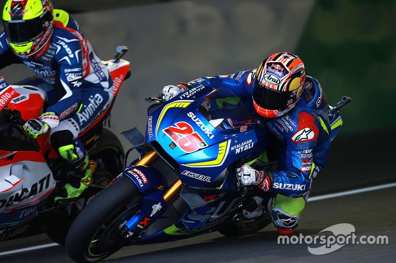 7. Maverick Viñales, Team Suzuki Ecstar MotoGP