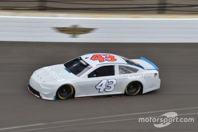 Indianapolis NASCAR tire test