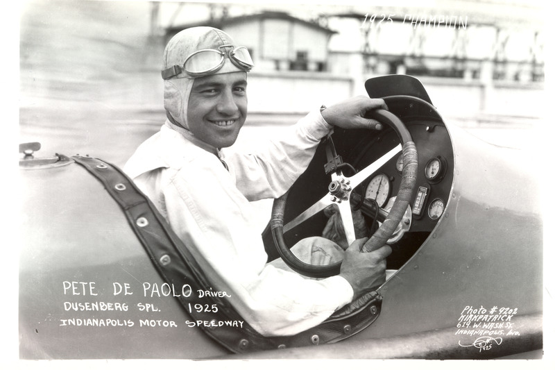 1925: Peter DePaolo