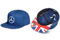 Gorra Mercedes, Lewis Hamilton edición especial