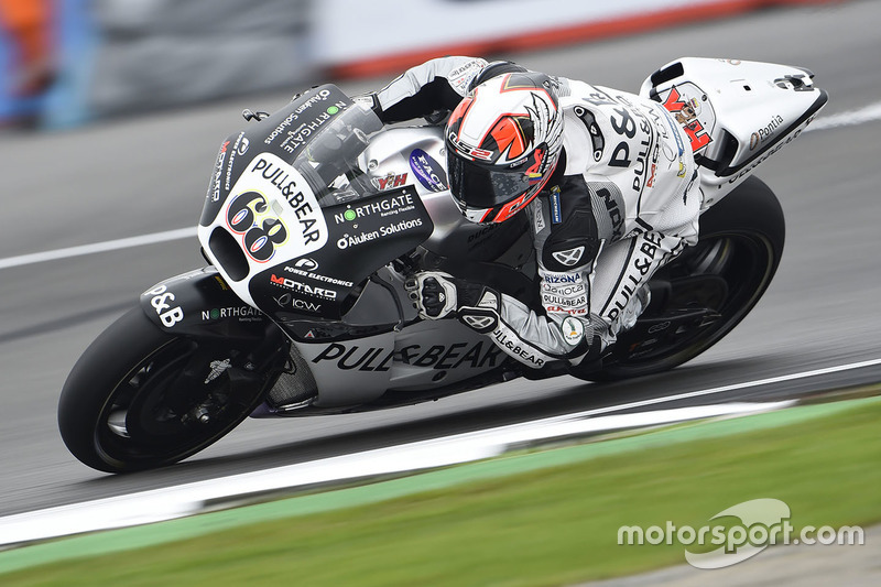 11. Yonny Hernandez, Aspar MotoGP Team