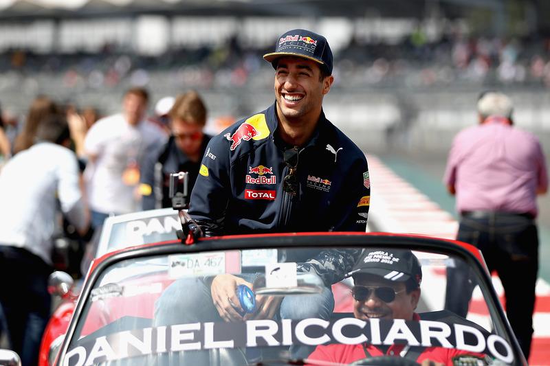 دانيال ريكاردو، ريد بُل