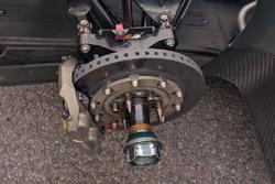Next EV TCR赛车刹车系统