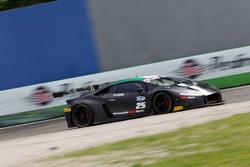 Agostini-Di Folco, Antonelli Motorsport, Lamborghini Huracan S.GT3 #25