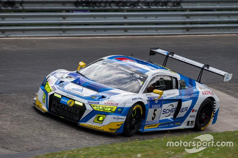 5. #5 Phoenix Racing, Audi R 8 LMS