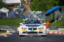 #45 TC-R & Vetter Motorsport, BMW M3 E92: Philipp Göschel, Dirk Heldmann, Rolf Scheibner, Frank Weis