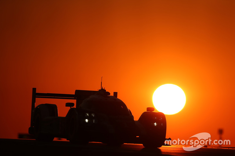 3. #1 Porsche Team Porsche 919 Hybrid: Тімо Бернхард, Марк Веббер, Брендон Хартлі