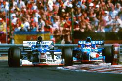 Damon Hill, Arrows Yamaha