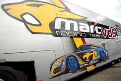 Marc VDS Racing Team truck