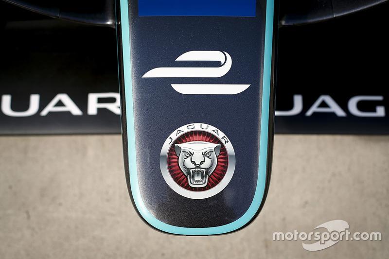 2017 Jaguar I-type, dettaglio