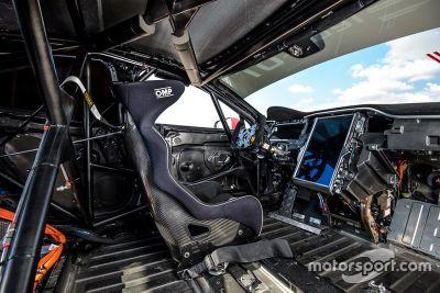 Heinz-Harald Frentzen Electric GT prueba
