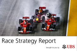 UBS Singapore GP Race Report