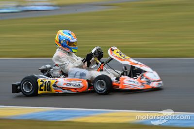 CIK-FIA Campeonato de Europa: Suecia
