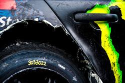 Car of Cameron Waters, Prodrive Racing Australia Ford