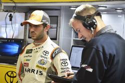 Daniel Suárez, Joe Gibbs Racing Toyota, Scott Graves