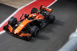 Stoffel Vandoorne, McLaren Honda