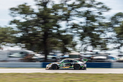 #28 Alegra Motorsports Porsche 911 GT3 R: Daniel Morad, Michael de Quesada, Michael Christensen, Spencer