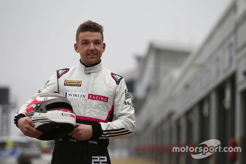 Chris Smiley, BTC Norlin Racing Chevrolet Cruze