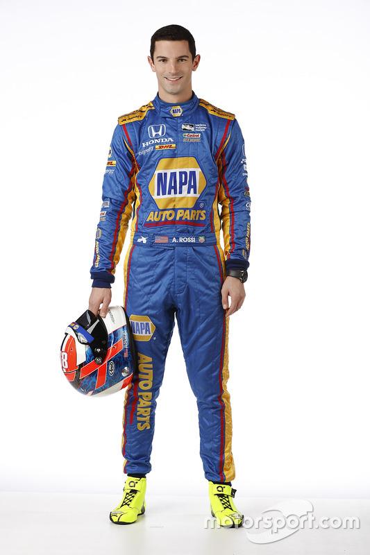 98. Александр Россі, Herta - Andretti Autosport Honda