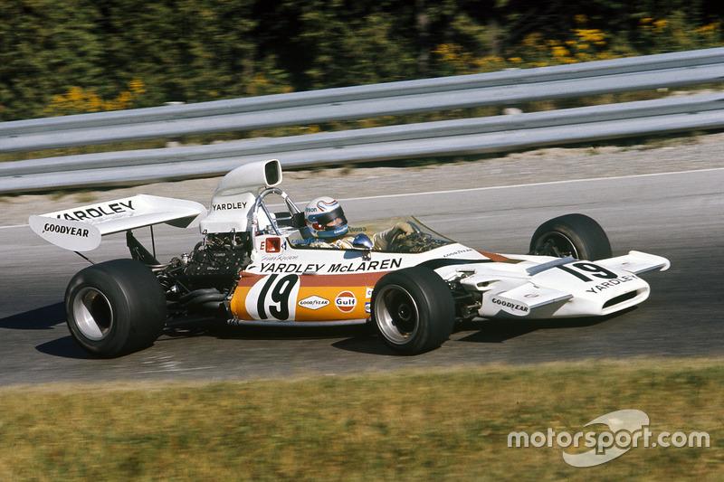 Peter Revson, McLaren M19C Ford (1972-1973)